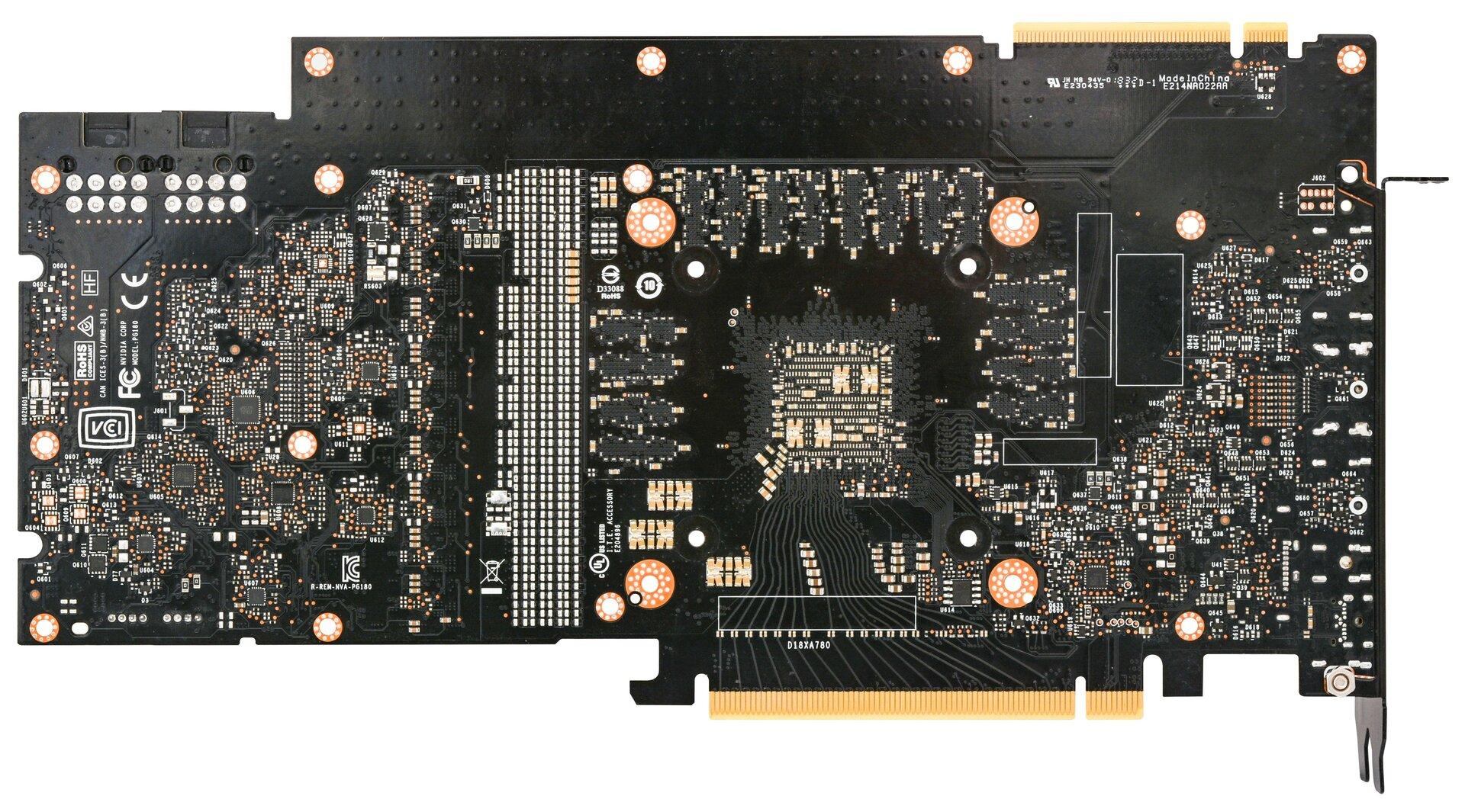 Inno3D iChill X3 Jekyll (Platine der RTX 2080)