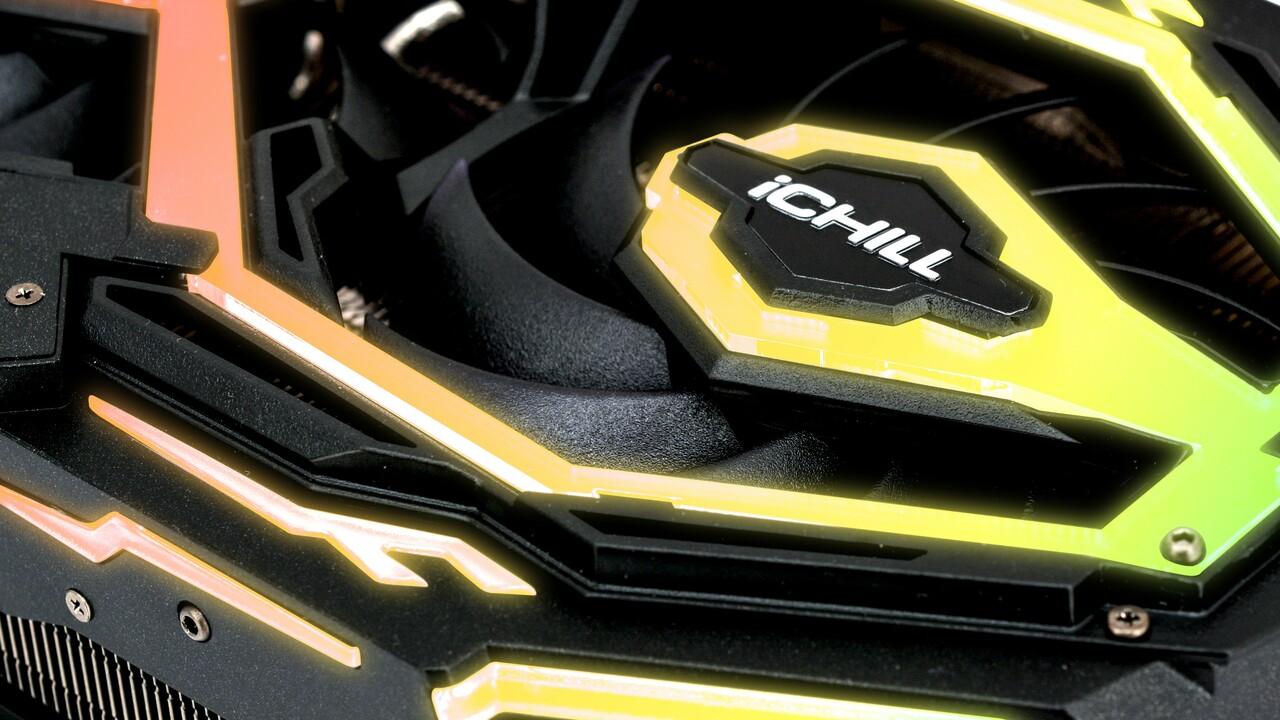 Inno3D iChill X3 Jekyll: GeForce RTX 2070 und RTX 2080 mit zwei Gesichtern