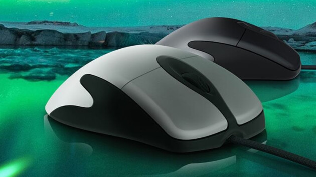 Microsoft Pro IntelliMouse: Gaming-Variante der Maus-Ikone in China gestartet