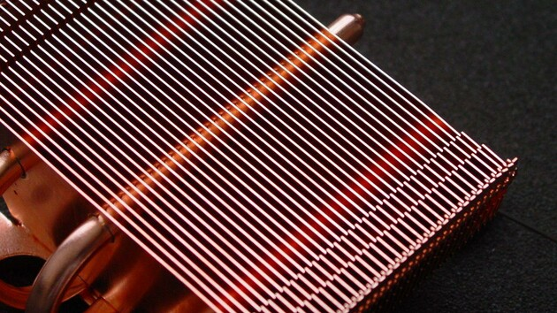 Im Test vor 15 Jahren: Kühler für den Pentium 4 auf Heizelement Marke Eigenbau