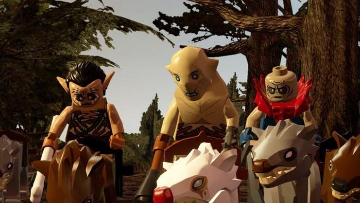 Humble Bundle: Lego Der Hobbit gratis bei Newsletter-Abo