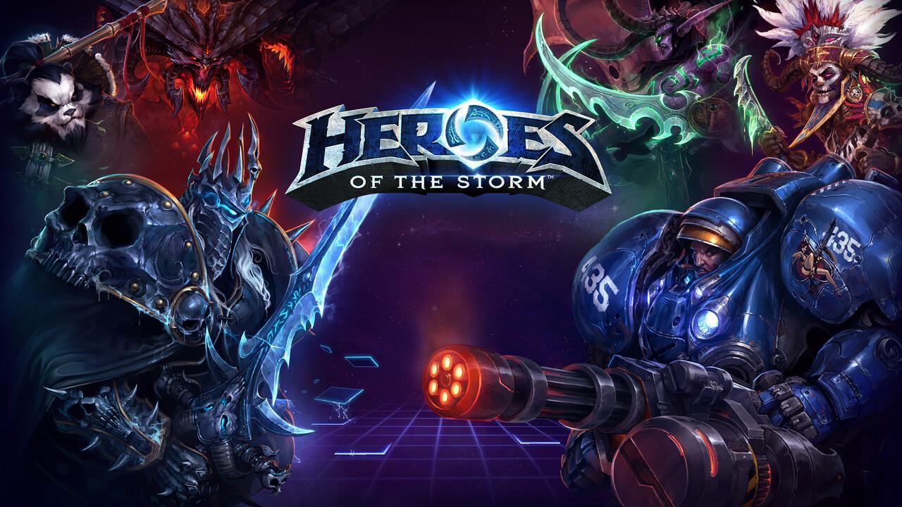 Heroes of the Storm: Weniger Entwickler und keine E-Sports-Events mehr