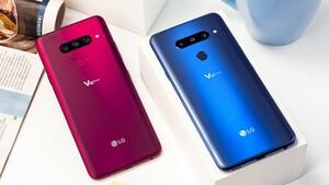 LG V40 ThinQ: Ab Ende Januar auch in Deutschland verfügbar