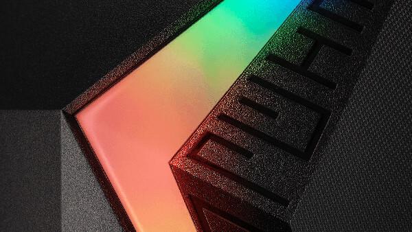 Gaming-Monitor: ViewSonic setzt beim XG240R auf RGB-Beleuchtung