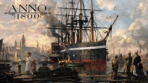 Anno 1800: Closed Beta im Januar und Anno 1602 kostenlos