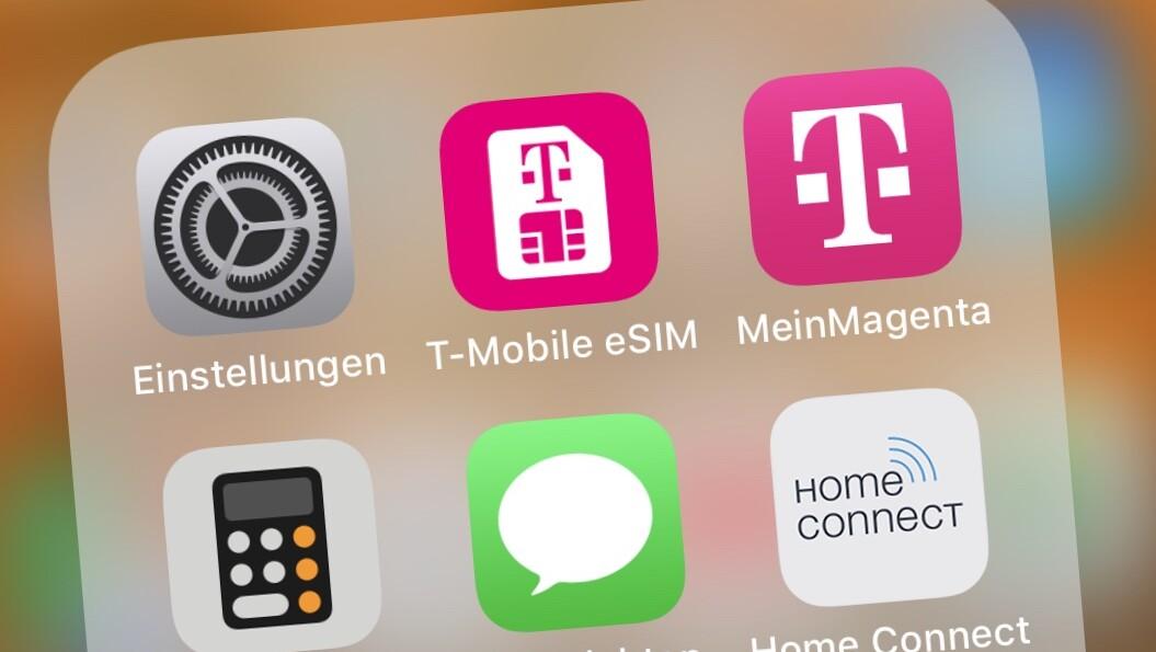 iOS 12.1.2: Apple behebt eSIM-Probleme, T‑Mobile US bietet Tarife an