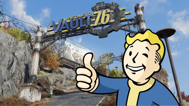 Fallout 76: Pferderüstung ist besseres Angebot als Skins im Spiel