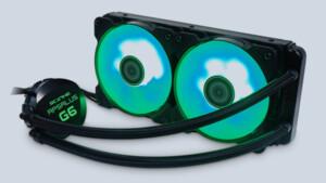 Apsalus-G6: Scythe bringt AiO-Kühlung mit neuer Asetek-Pumpe