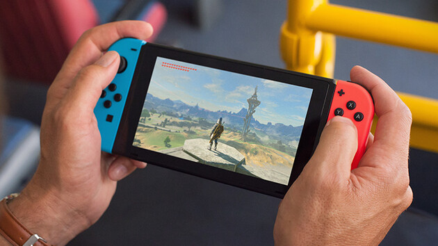 Nintendo: Switch ist die am schnellsten verkaufte Konsole der USA