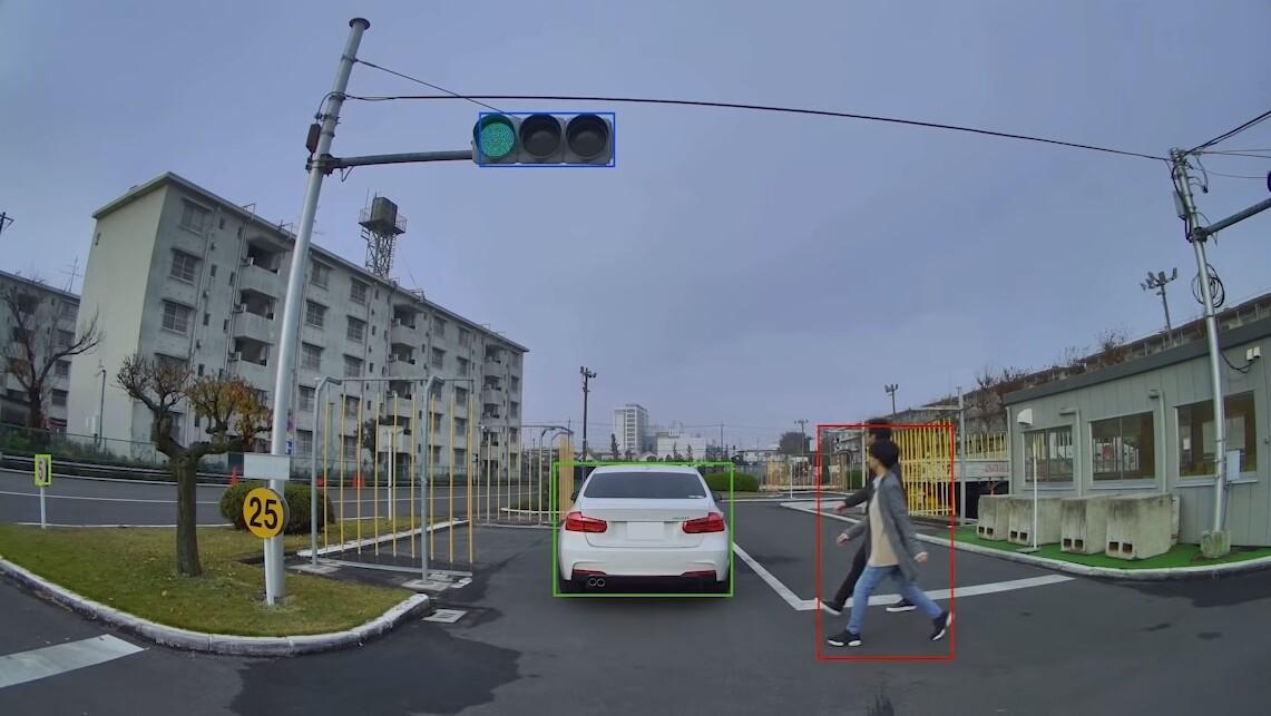 Sony IMX490: Neuer CMOS-Sensor lässt Autos besser sehen