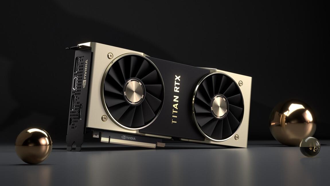 TU102-Vollausbau: Nicht nur Nvidia verkauft die nackte Titan RTX