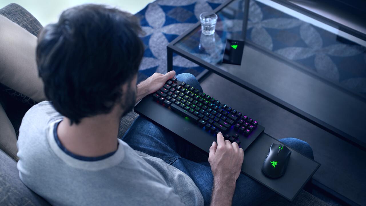 Razer Turret for Xbox One: Bundle aus Maus und Tastatur für Konsolen vorgestellt