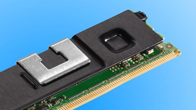 3D XPoint: Erster Blick unter die Haube des Intel Optane DIMM