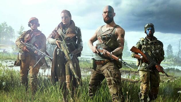 Umsatz mit Videospielen: Battlefield V und Fallout 76 schwächer als Vorgänger