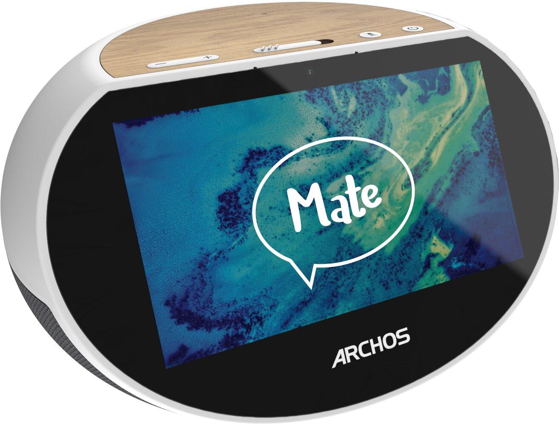 Archos Mate 5: Smart-Display mit Amazon Alexa