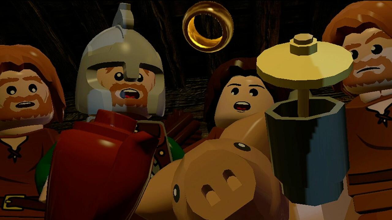 Humble Bundle: Lego Herr der Ringe ist das nächste Gratisspiel