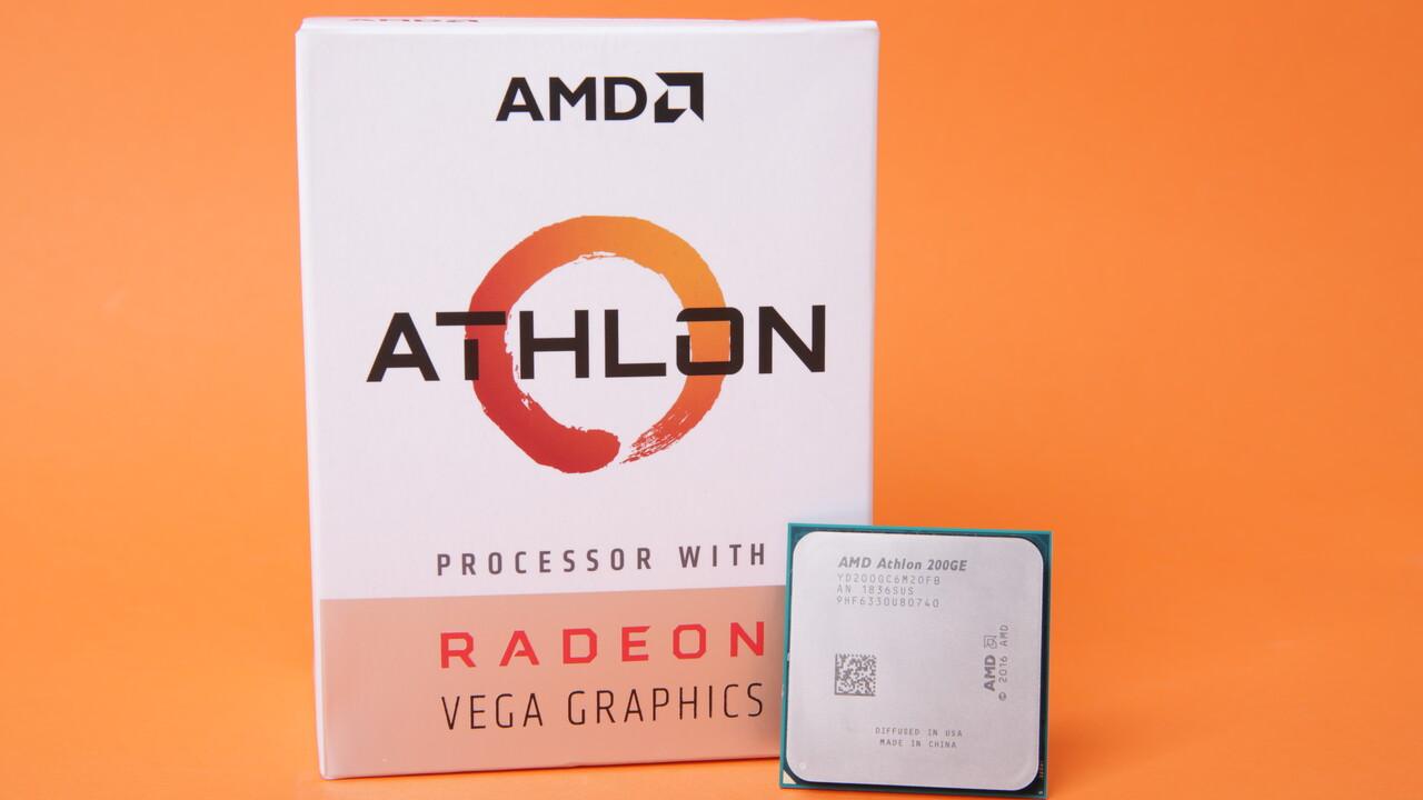 AMD: Marktstart für Athlon 220GE und 240GE