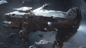 Star Citizen: Chris Roberts holt Investoren für Squadron 42