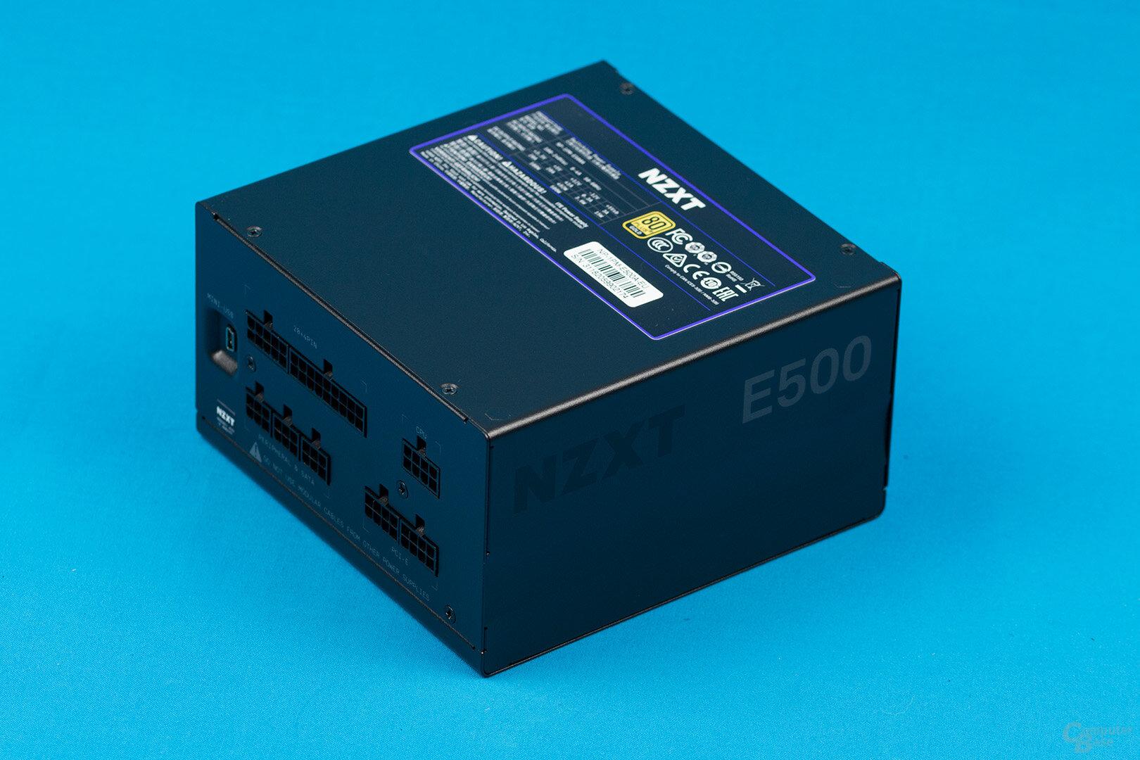 NZXT E500