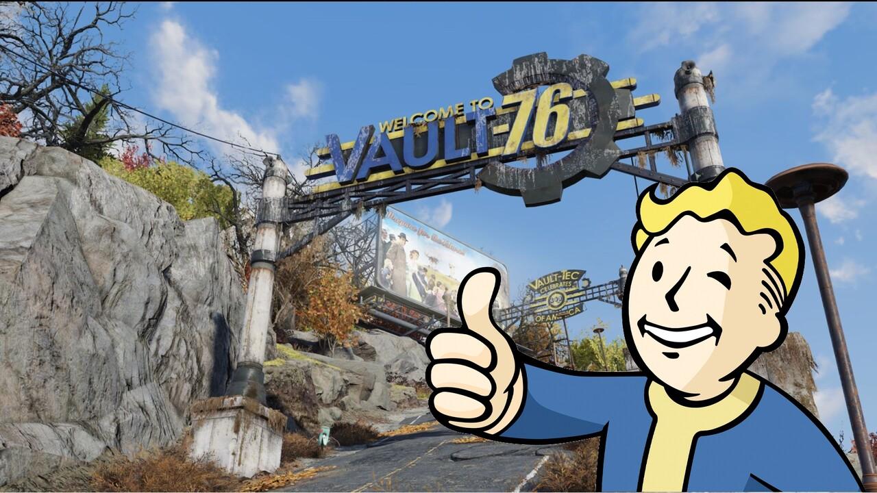 Fallout 76: Gebannte Cheater sollen einen Aufsatz schreiben
