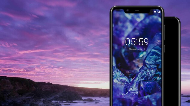 Nokia 5.1 Plus: HMD Global rollt Android 9 Pie aus