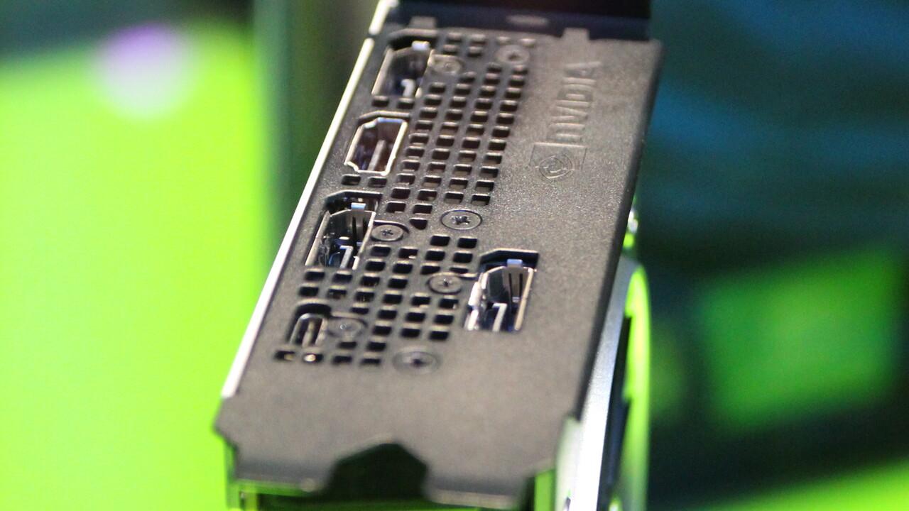 GeForce RTX 2060: Hinweise auf Varianten mit 6 GB, 4 GB und 3 GB Speicher