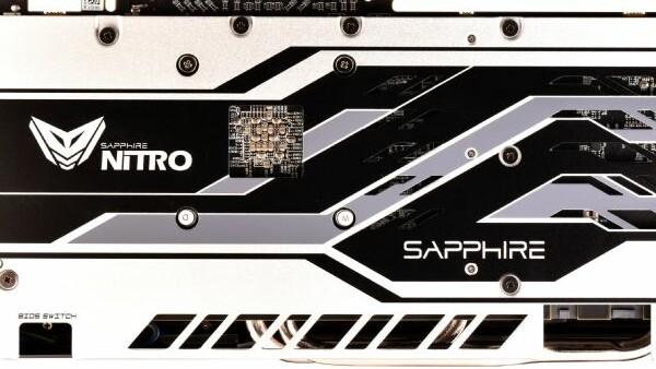 Sapphire: Radeon RX 590 Nitro+ wird schwarz anstatt blau