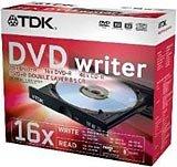 TDK 4X DVD-DL Brenner