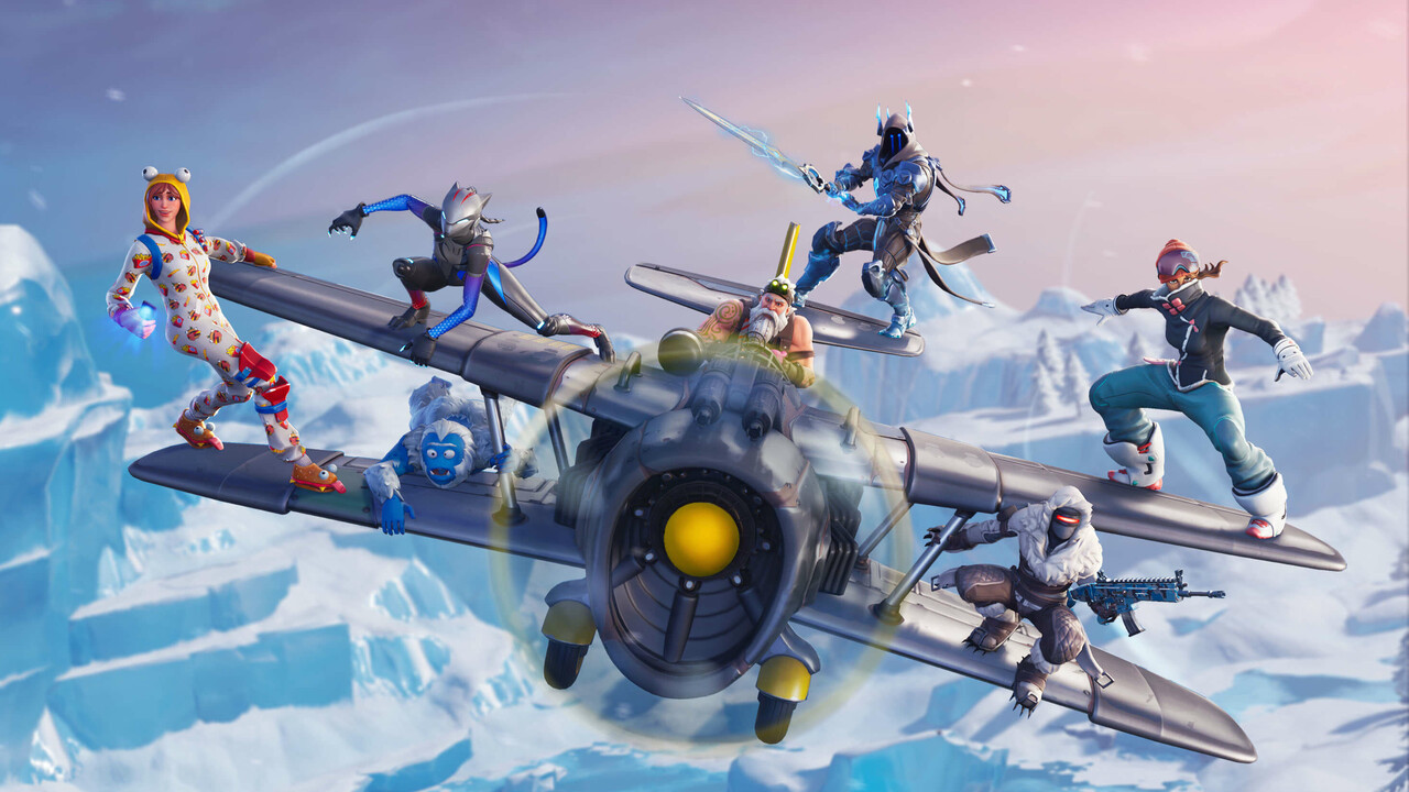 Free-to-Play: Fortnite beschert Epic Games 3 Milliarden US-Dollar Gewinn