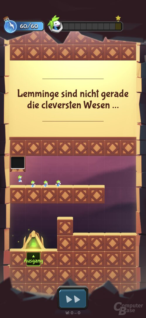 Lemmings für iOS