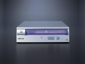 Buffalo BR-PD 23U2 Blu-Ray Recorder | Quelle: Akihabara News