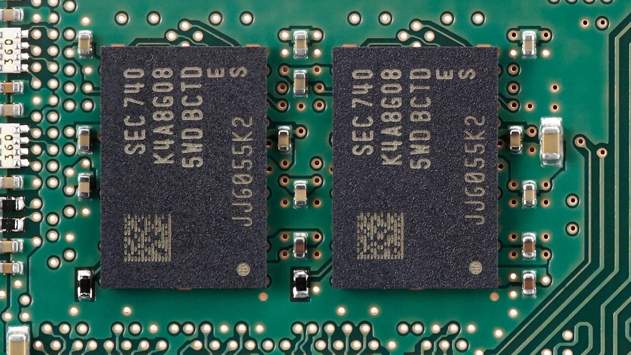 DRAM-Fertigung: Hersteller fahren Ausgaben und Erweiterungen zurück