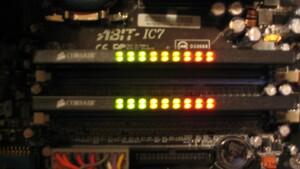 Im Test vor 15 Jahren: RAM mit 550MHz oder den ersten Status-LEDs