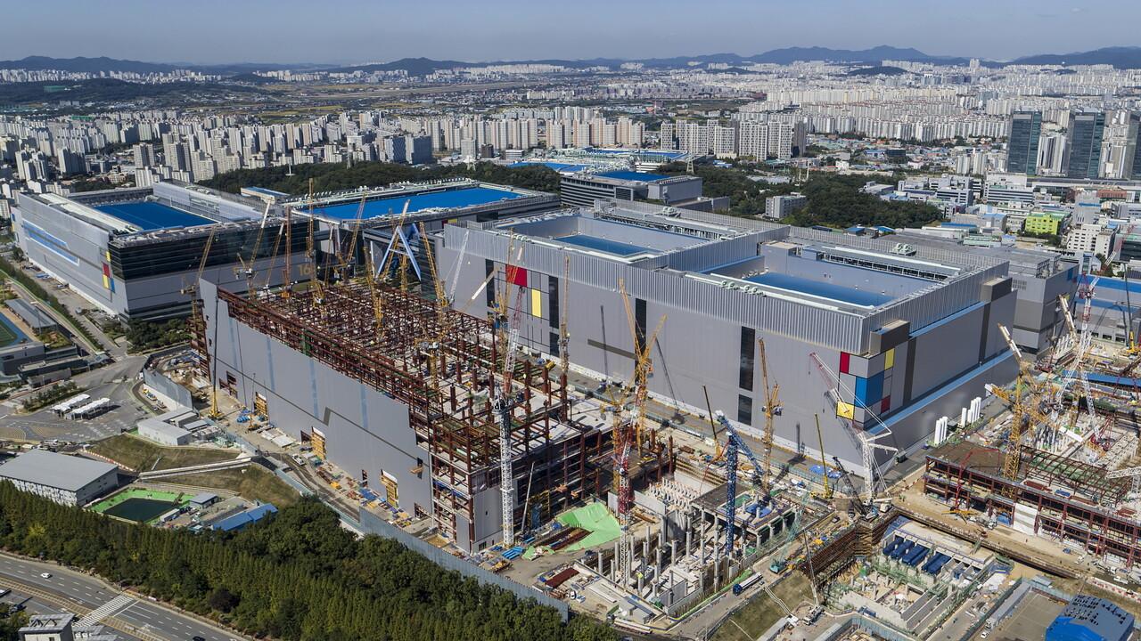 Chip-Fertigung: Samsung und TSMC bei 7-nm-Technologie nahezu gleichauf
