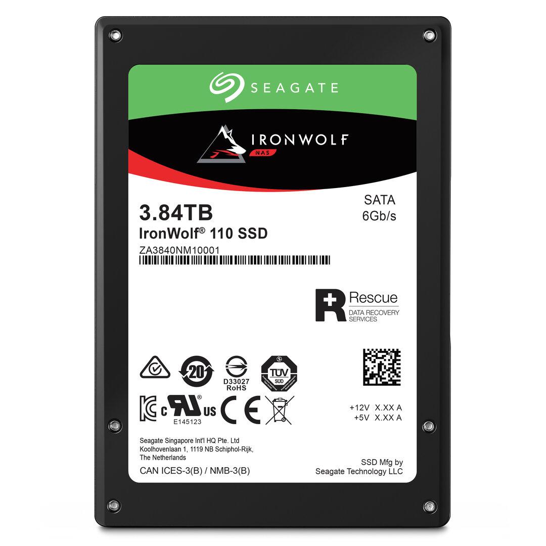 IronWolf 110 SSD