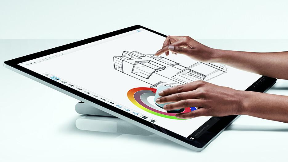 Surface Studio 2: Deutschlandstart zu Preisen ab 4.150 Euro