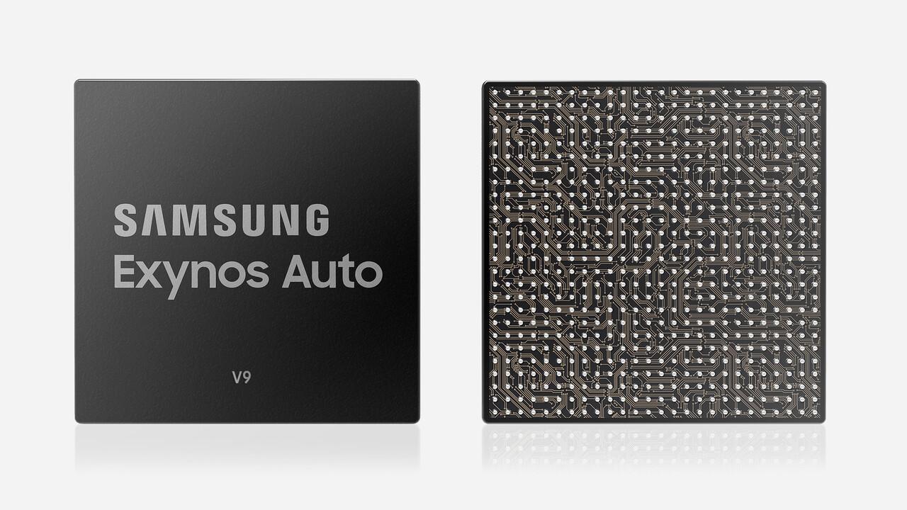 Samsung Exynos Auto V9: Audis Infotainmentsystem setzt ab 2021 auf 8-nm-SoC