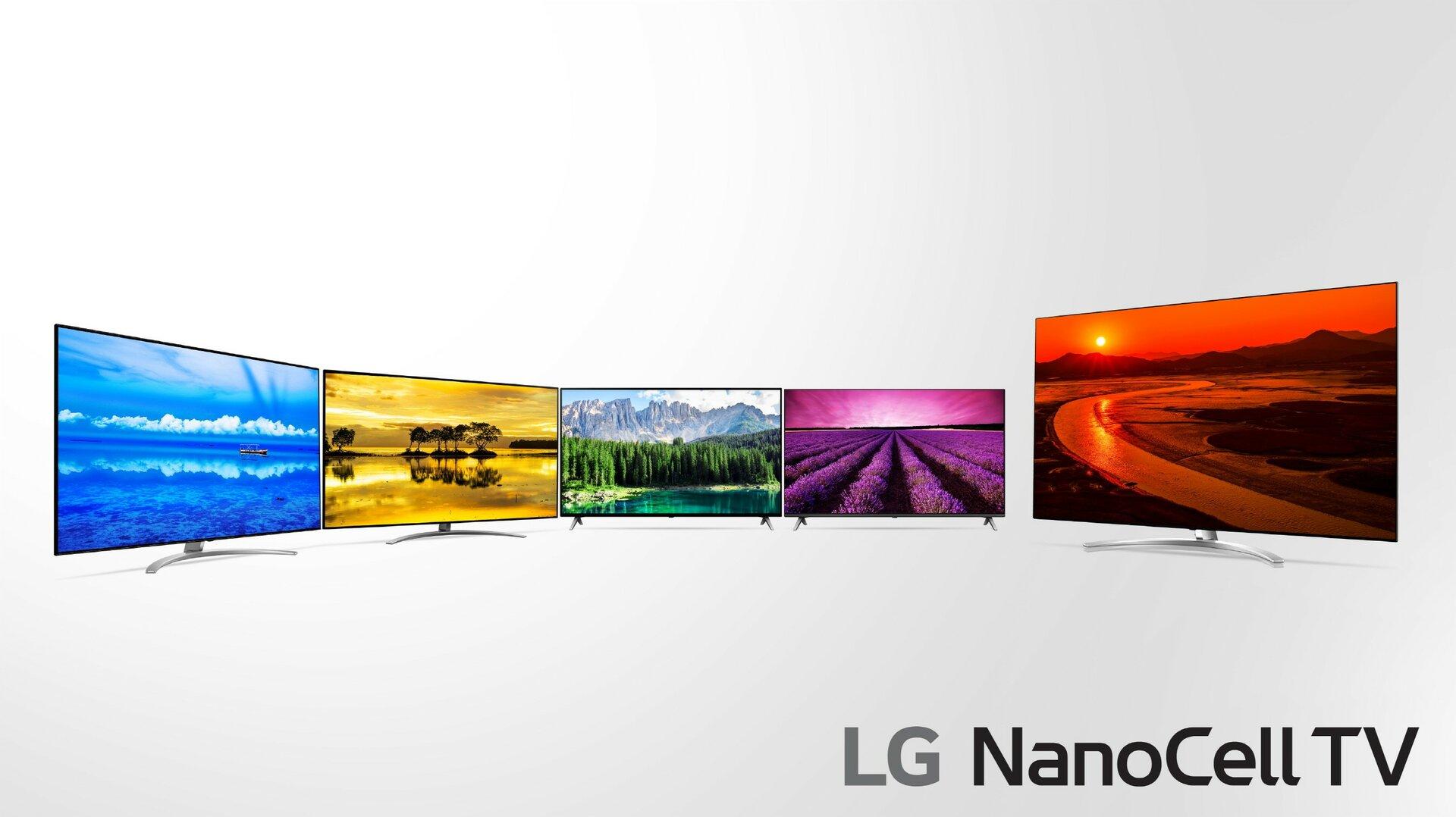 LCD-Modelle für 2019