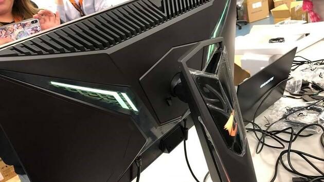 Aorus AD27QD: Gigabytes erster Monitor kommt mit IPS und 144 Hz