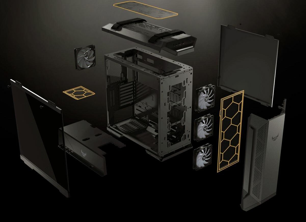 Asus TUF Gaming GT501