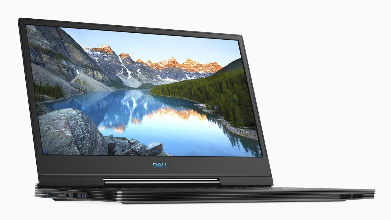 Dell G5 und G7: Gaming-Notebooks mit Nvidia GeForce RTX