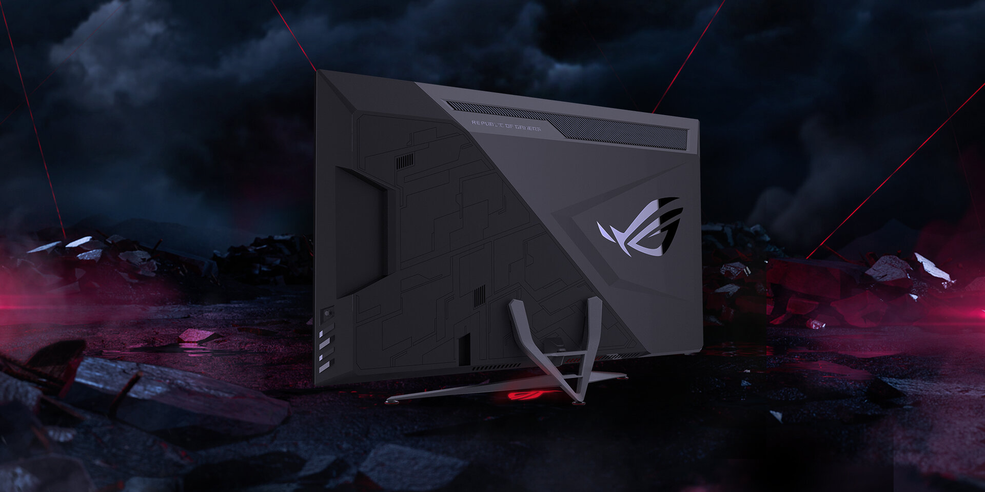 Asus ROG Strix XG438Q