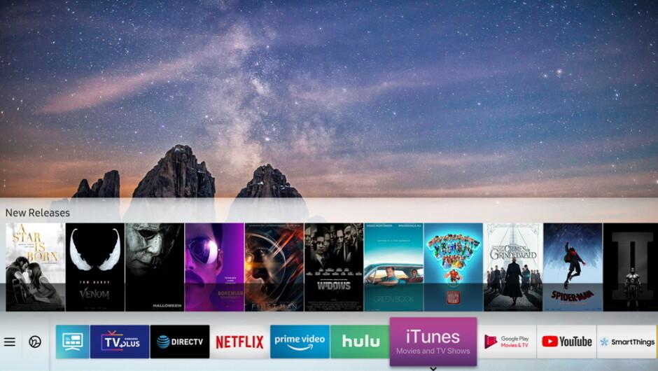 iTunes für Fernseher: Apple und Samsung kooperieren bei Smart-TVs