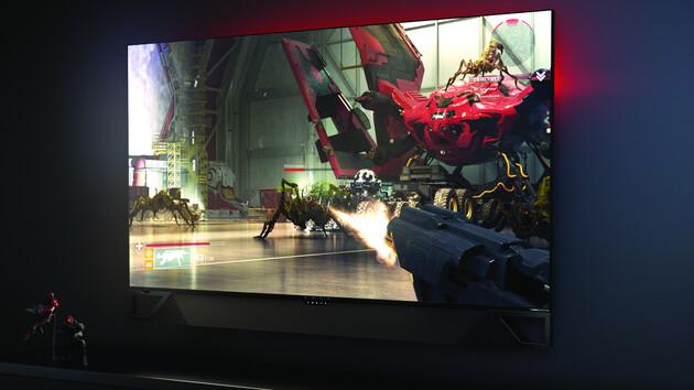 Omen X Emperium 65: HPs Big Format Gaming Display ab März für 4.000 Euro