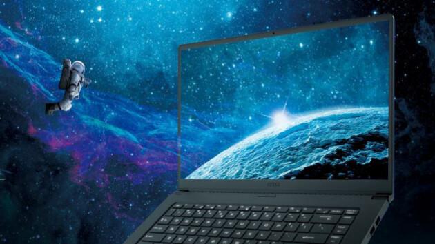 MSI PS63 Modern: Schlankes 15-Zoll-Notebook für kreative Profis