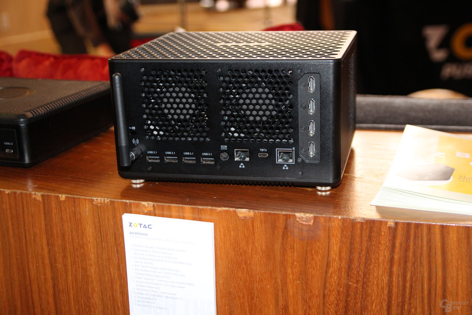 Zotac QX3P5000