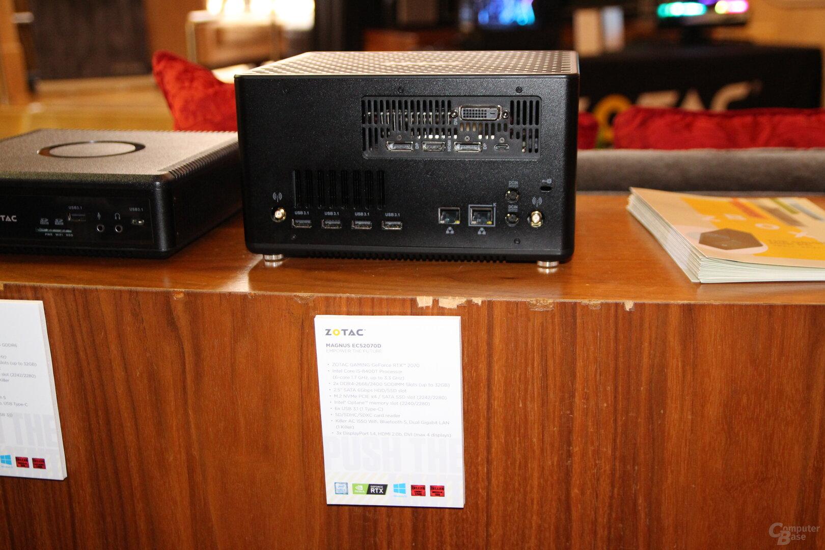 Zotac ECS52070D