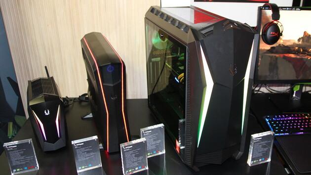 Zotac: Neue Grafikkarten und Mini-PCs mit GeForce RTX
