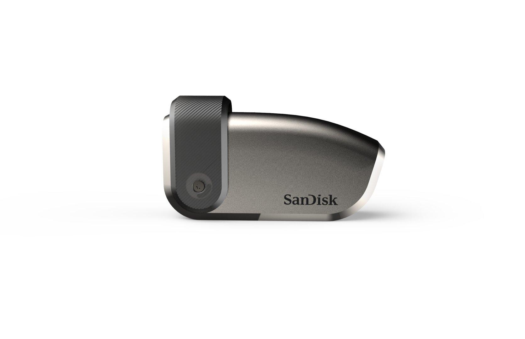 SanDisk 4TB USB-C Prototype
