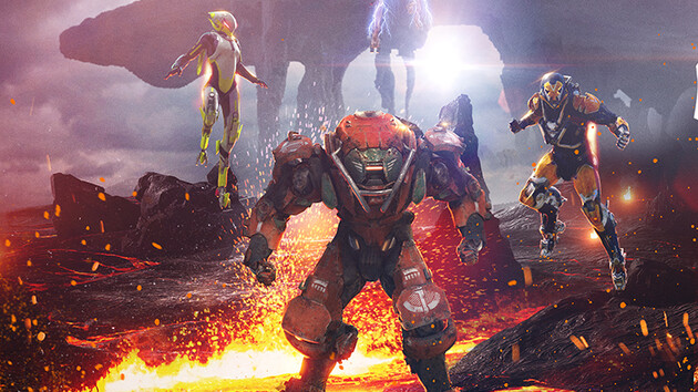 Anthem: Gameplay-Trailer und Systemanforderungen